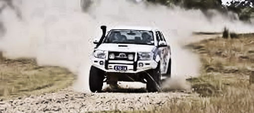 4wd driving course