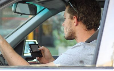 Sales Rep Driver Distractions – Staying Focussed on the Road